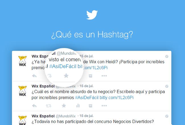 ¿Qué es un Hashtag?