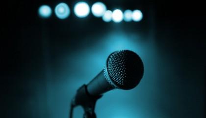 Micrófono Musical