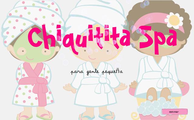 Inicio de Chiquitita Spa