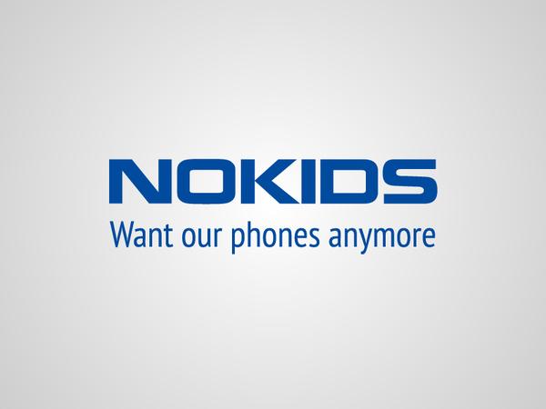 Funniest Logo Parodies- Nokia