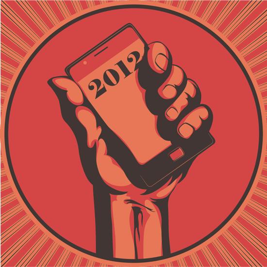 Predicciones móviles para el 2012
