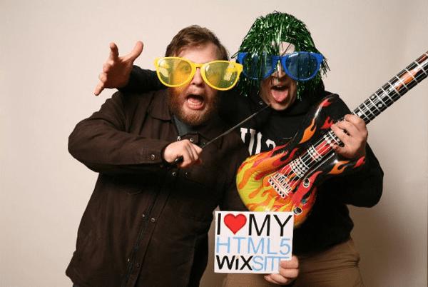 Wix' New-York Lounge