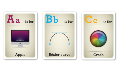 Design Nerds Flash Cards