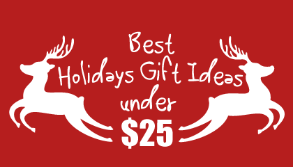 Best Gift Ideas for Less Than $25