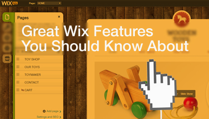 Great Wix Features You Should Know About