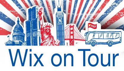 Wix on Tour