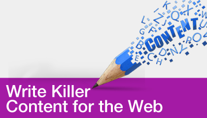 How to Write Killer Content for the Web