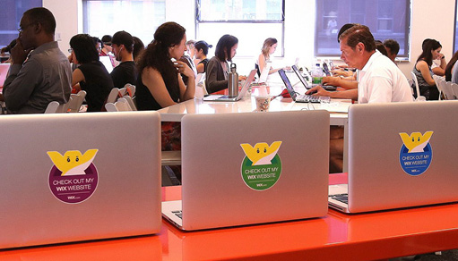 Wix Goes on the Road! Workshops in all 5 Boroughs of NYC