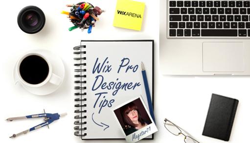 Meet Wix Pro Web Designer Maggie Cook of Little Dot Design Studio