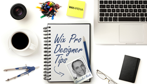 Meet Wix Pro Web Designer Antonio of Unraveled Media