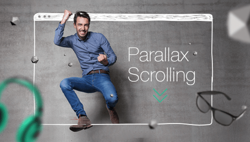 Captivate Your Site Viewers with Parallax Scrolling