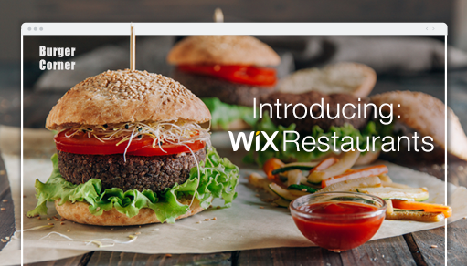 Take Online Orders & Show Off Your Menu with Wix Restaurants!