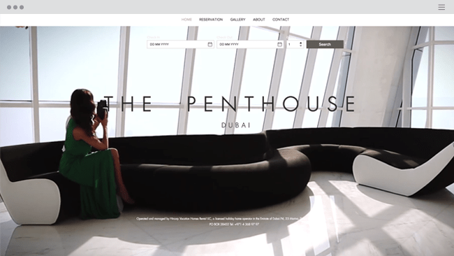 The Penthouse Dubai