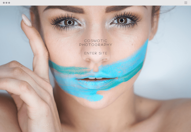 Cosmotic Photography site