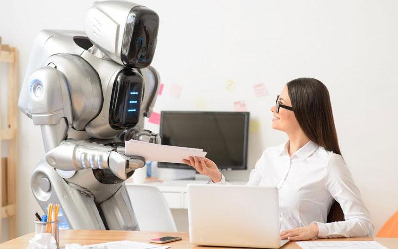 Reclutamiento robots empleos