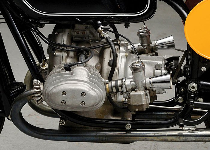 Subasta BMW RS 54