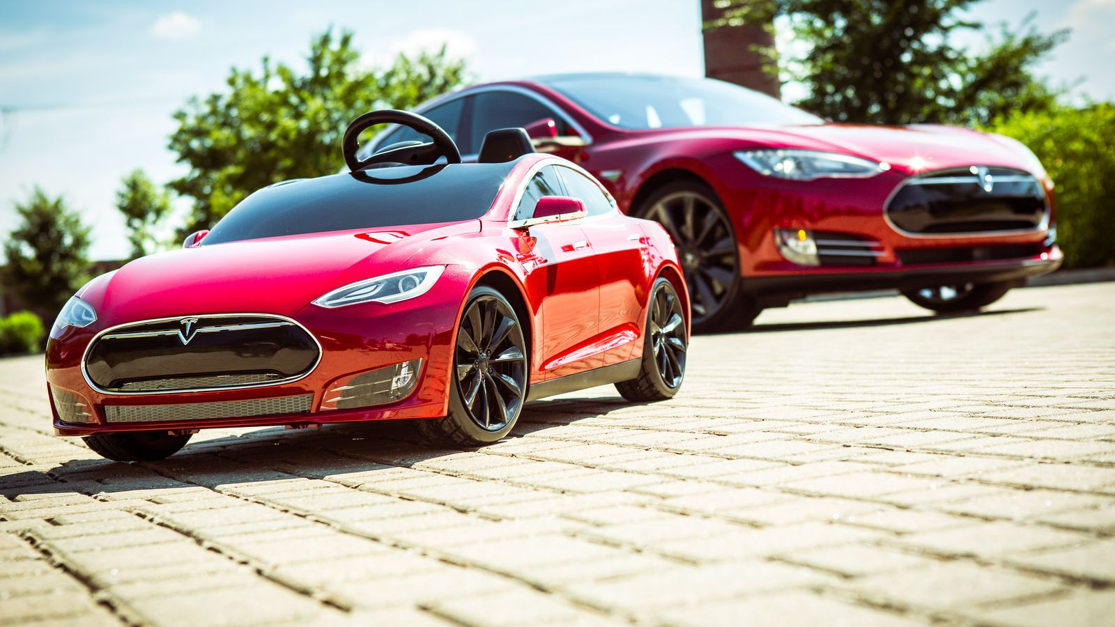 Tesla S for Kids