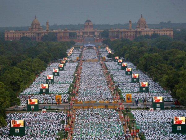 Ciudad Mayor Decibeles Mundo Nueva Delhi