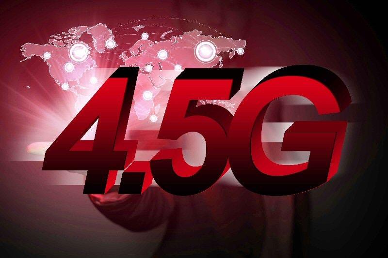 Red 4.5G Nueva