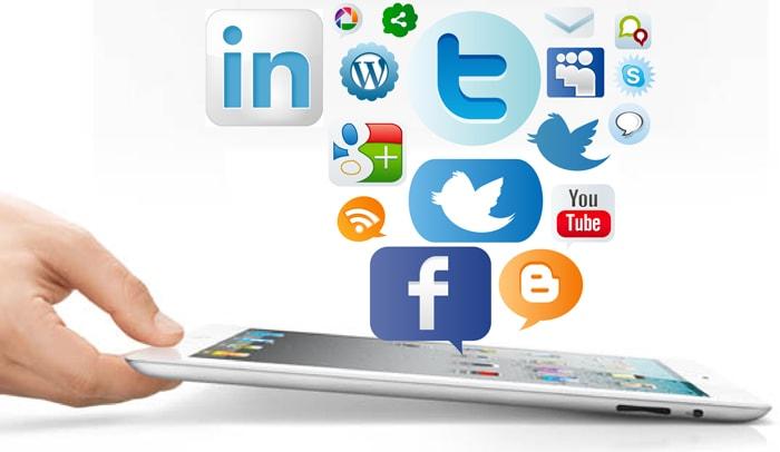Reclutar Redes sociales