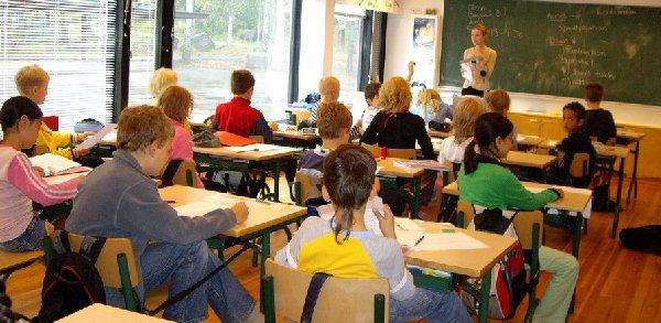 Educación Finlandia Felicidad