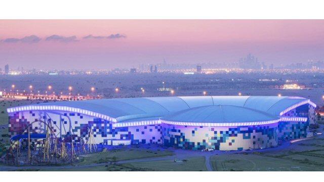 Parque tematico IMG World Adventure Dubai