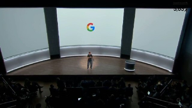 Presentación de Google Pixel
