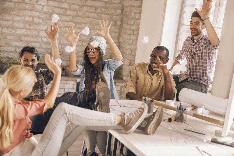 Clustar Creatividad en el Trabajo