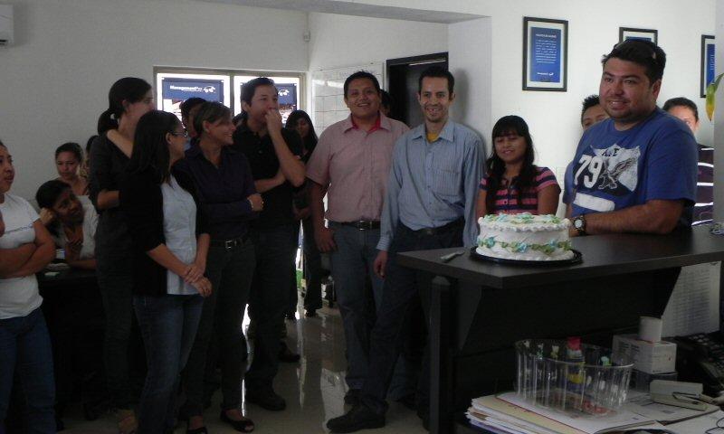 2012 Aniversario
