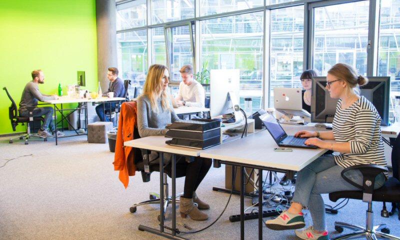Startplatz Coworking