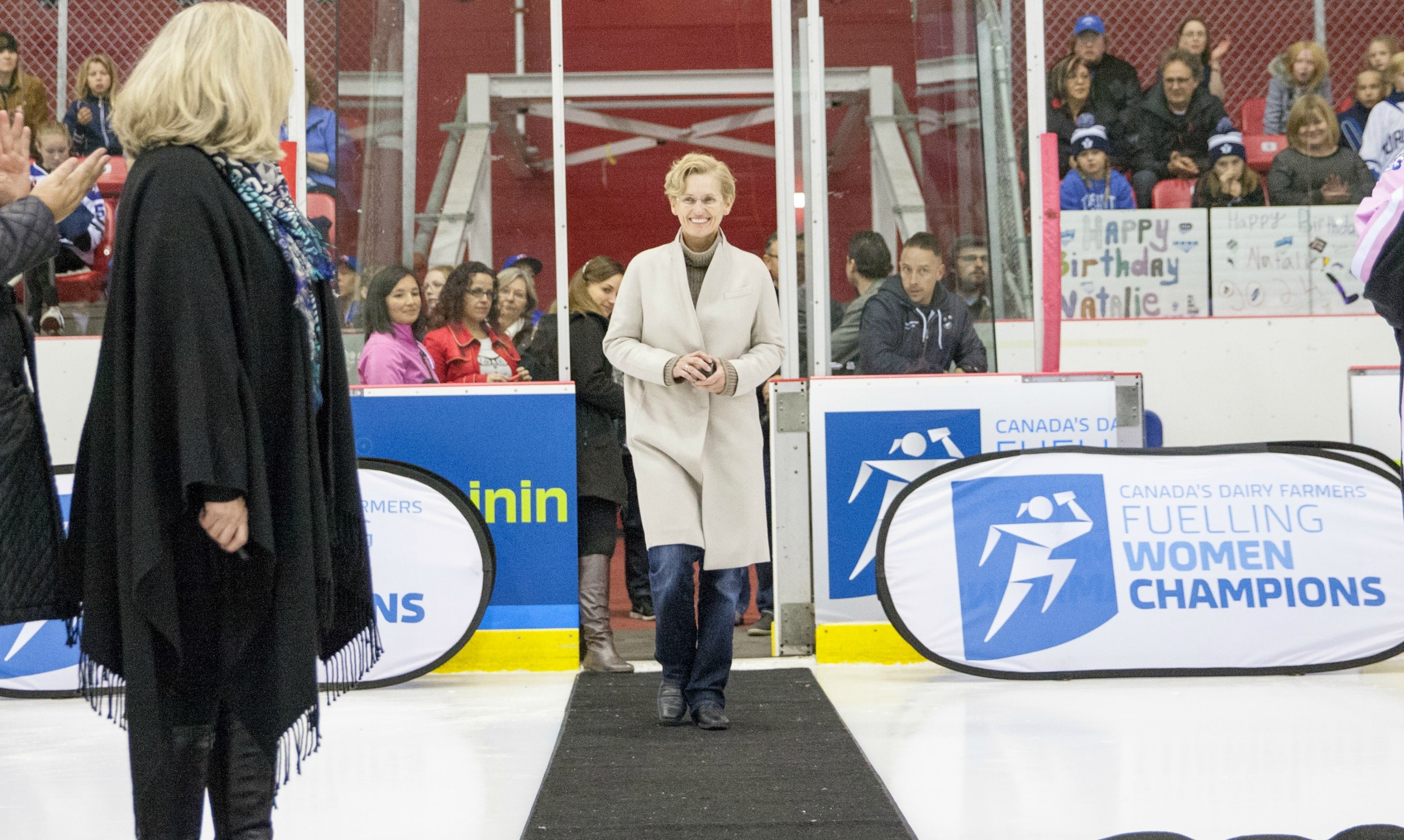CWHL: 'Hockey Is For Everyone -' A Conversation With League Commissioner Brenda Andress