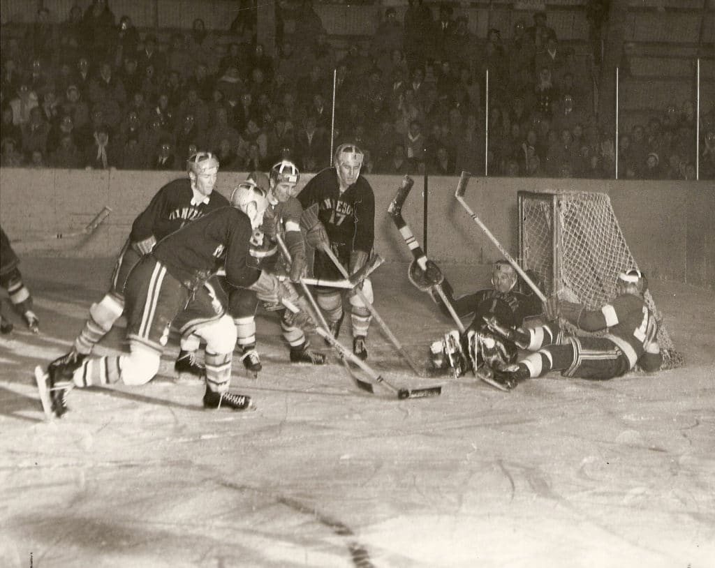 Chilling Tales From Old Rink Lore Add Color To Minnesota-North Dakota Rivalry (subscription)