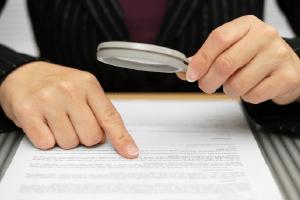 Servicios de Escritura de contratos