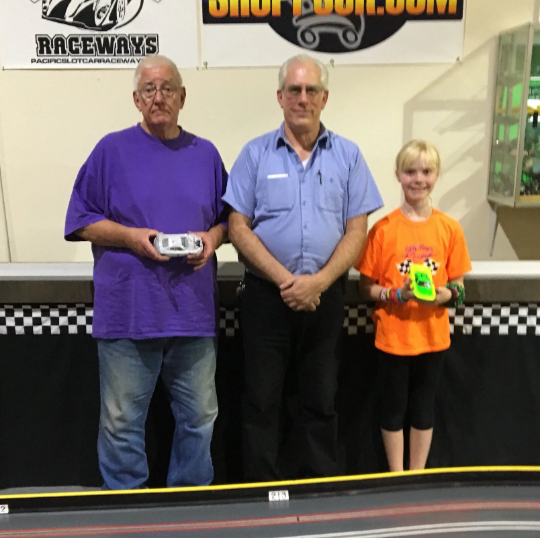 Frank Robertson places 3rd in first expert division race, Mike Wilson Wins Amateur Division