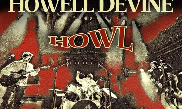 HOWL-Cover Art. HowellDevine