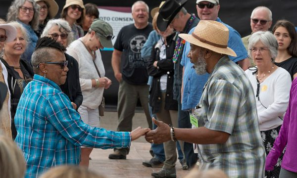 Dance Lessons at Waterfront Bluesfest