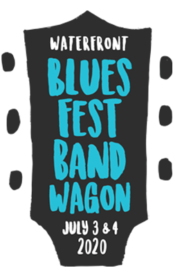 Blues Fest Band Wagon