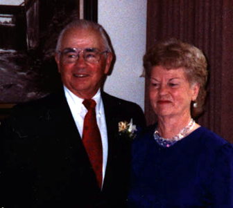 This is an image of Edward and Arlene Heinemann.