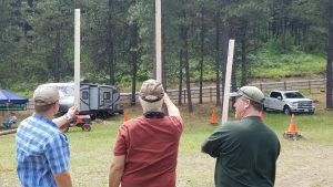 Landowners learn how to use Biltmore sticks