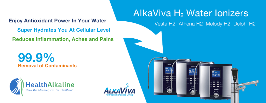 PREMIUM ALKALINE IONIZER MACHINES Equipped with Patent-pending ULTRAWATER™ Filtration Technology Removing 99.9% of All Contaminants from Your Tap Water.  Now YOU Can Drink the Healthiest and CLEANEST Water.