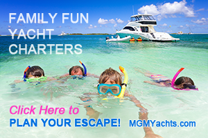 Family Yacht Charter - Luxury Yacht Vacation