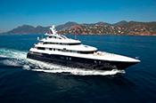 mega yachts for charter