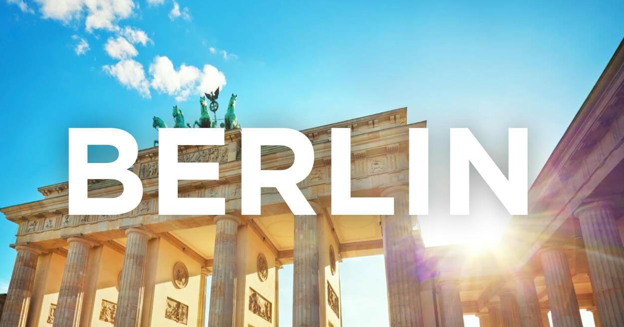 Student Weekend Trip To Berlin Weekend Student