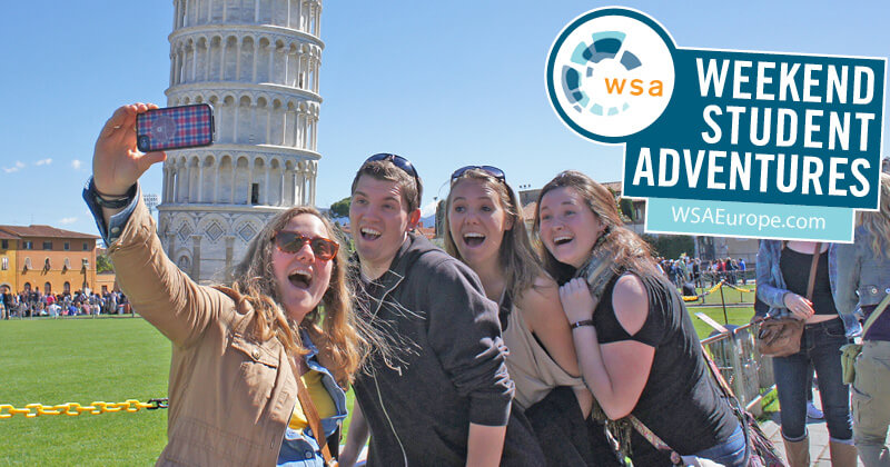 Travel Tips For Studying Abroad Weekend Student