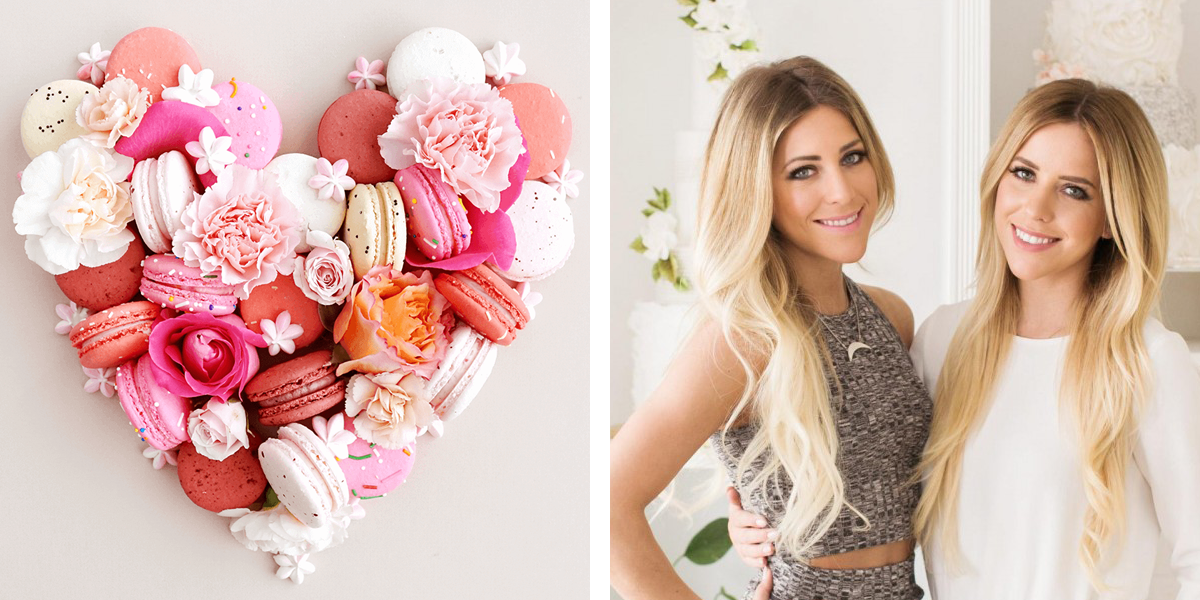Favorite Pastry Chefs and Bakers to Follow on Instagram - Planoly blog - Jenna Rae Cakes