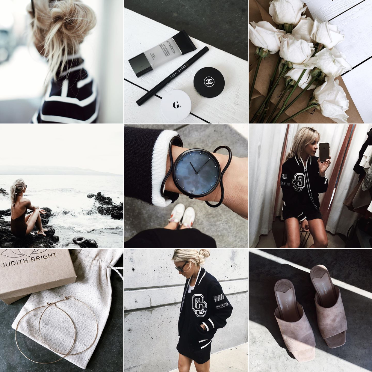 HOW TO CURATE YOUR INSTAGRAM USING COLOR THEMES - Planoly Blog - HappilyGrey