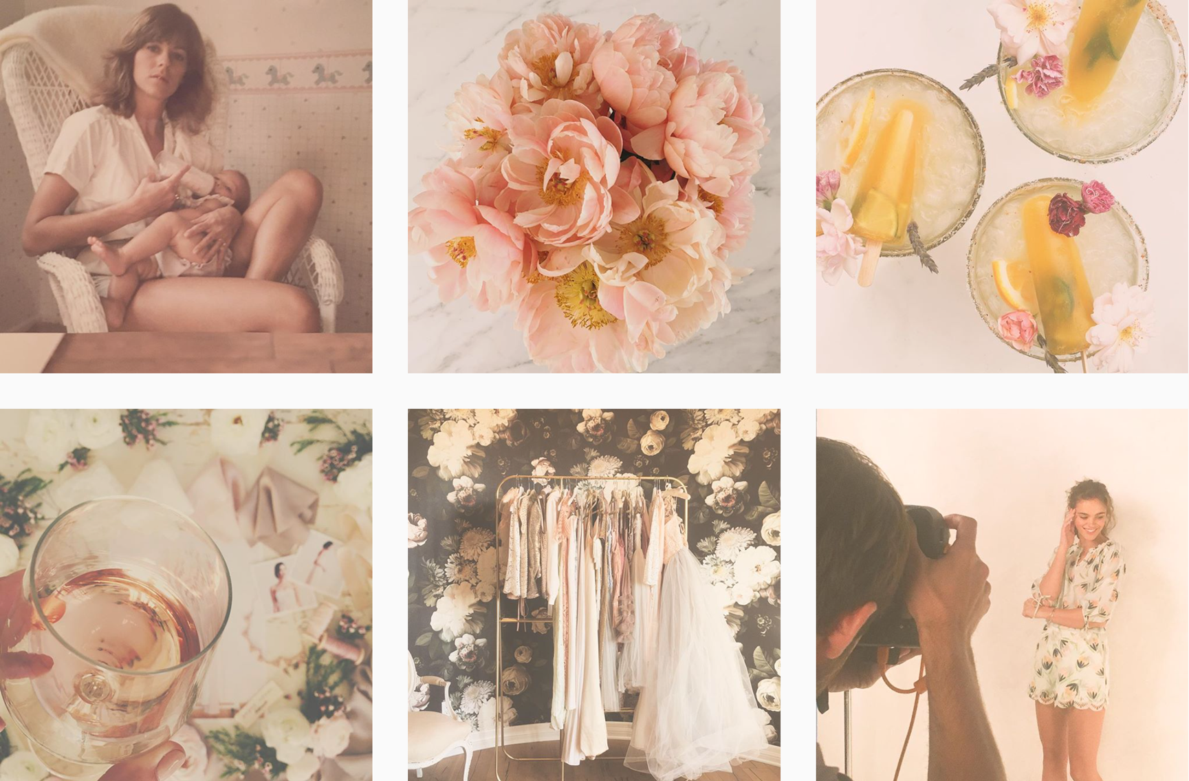 HOW TO CURATE YOUR INSTAGRAM USING COLOR THEMES - Planoly Blog - Lauren Conrad