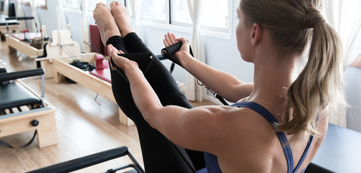 Pilates Spring Cleaning