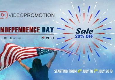 Video Promotion Club Announces Lucrative YouTube Organic Promotion Offers This Independence Week
