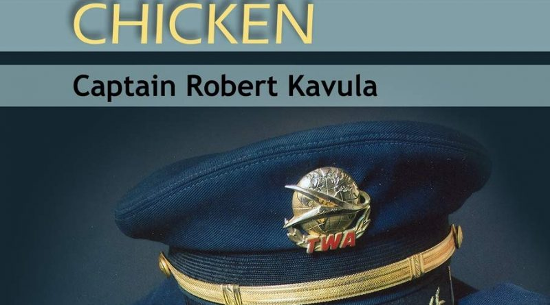Captain's Cockpit Stories Debuts on New Book